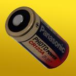 Baterija  CR 123A