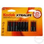 Kodak baterija AAA LR03